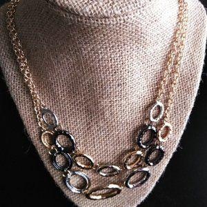 Massini Goldtone Necklace